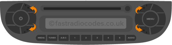 Remove Radio To Find Radio Code Serial
